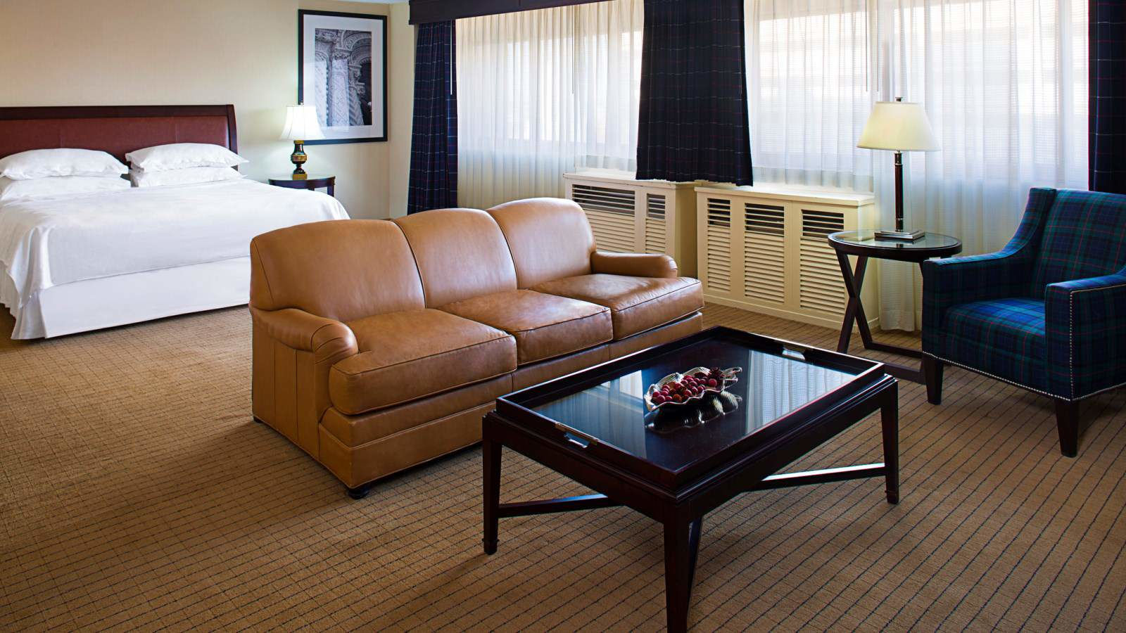 Philadelphia Hotel Suite - Governor Suite